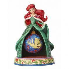 Disney Traditions Chaussette Petit Cadeau Tinker Bell Ornement Figurine 18cm