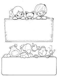 Frame Border Design, Cute Cartoon Girl, Bird Crafts, Digital Stamps, Draco, Coloring Pages, Snoopy, Teacher, Clip Art