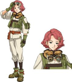 The first official trailer for Kabaneri of the Iron Fortress, a steampunk survival-action TV anime directed by Tetsurō Araki (Attack on Titan) that will be joining Fuji TV Game Character Design, Character Design Animation, Character Sheet, Character Design Inspiration, Character Concept, Character Art, Concept Art, Happy Tree Friends, Kabaneri Anime