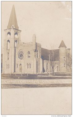 RP: Catholic Church , CONCORDIA , Kansas , 00-10s
