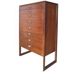 Jens Risom Companion Cabinets