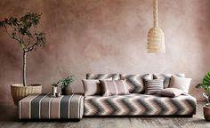 Текстиль и обои, которые вдохновляют: осенние новинки от Romo | Пуфик - блог о дизайне интерьера