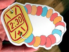 Cutout sticker - durable heavy duty vinyl - printed with UV stable inks Candy Watch, Kids Crafts, Etsy, Stickers, Prints, Handmade, Vintage, Writing Paper, Sticker
