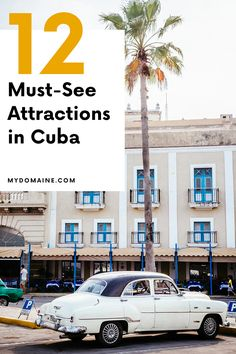 Places to go in Cuba