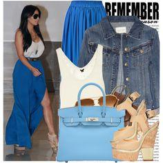 Celebrity Style: Kim Kardashian