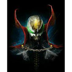 @Regrann from @gaming1empire -  Art by @ana__bracic #spawn#toddmcfarlane#hellspawn#alsimmons#mcfarlane#theone#hell#imagecomics#comics#superhero#antihero#demonknights#red#demon#devil#nightmare#awesome#badass#artist#artwork#art#fanart#digitalart#illustration #Regrann#devilzsmile, by devilzsmile.com