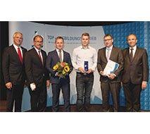 """Neumünster, 08-Aug-2016 — /EuropaWire/ —Die Industrie- und Handelskammer Neubrandenburg vergab am 5. Juli 2016 den Titel """"TOP Ausbildungsbetrieb"""""""