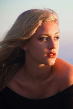 Lili Reinhart. Pinned by @lilyriverside