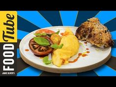 How to Make a Silky Omelette | Jamie Oliver - YouTube