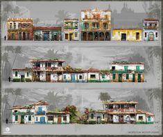 AC IV - Havana City block set