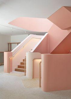 42 Trendy modern art deco home architecture 3d Interior Design, Interior Architecture, Interior Decorating, Decorating Ideas, Stairs Architecture, Decorating Websites, Landscape Architecture, Landscape Design, Decor Ideas