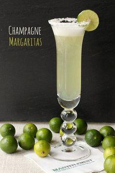 Champagne Margarita