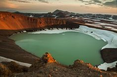 Lago Viti (Islândia)