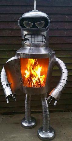 Fire Bender.
