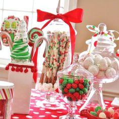 Christmas Fun  Jars of Candy