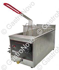 #Freidora Eléctrica 8 litros