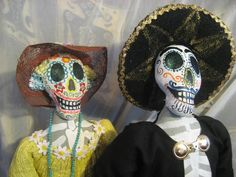 day of the dead dolls