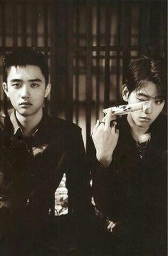 EXO D.O & Baekyun