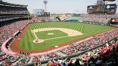 Angel Stadium Los Angeles Angels