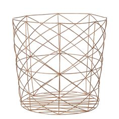 Bloomingville Storage Basket XL, Copper, Bloomingville