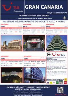 Vuelo + hotel en Gran Canaria salidas en Enero. Precio final desde 416€ ultimo minuto - http://zocotours.com/vuelo-hotel-en-gran-canaria-salidas-en-enero-precio-final-desde-416e-ultimo-minuto-2/