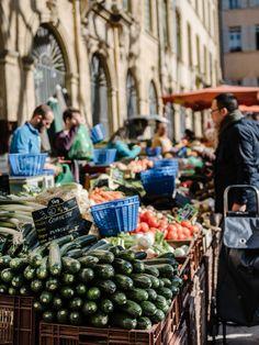 Aix-en-Provence Saturday Market  March 2017