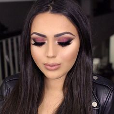 @durranipopal I loveeee her big natural eyes! Tutorial on this look soon on vanitymakeup.com❤️ sign up to view all my online classes and I would love for my members (or members to be) to email me with suggestions for upcoming classes ❤️