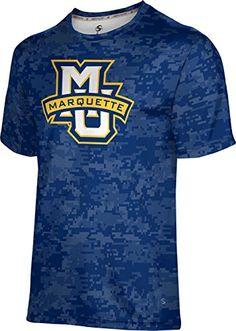 ProSphere Marquette University Girls Pullover Hoodie School Spirit Sweatshirt Splatter