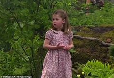 Does Prince William have a sweet French nickname for Charlotte? Duchess Kate, Duke And Duchess, Duchess Of Cambridge, Prince William Family, Prince William And Kate, Prince And Princess, Little Princess, Princesa Charlotte, Princess Katherine