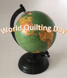 #WorldQuiltingDay Giveaway! Join us in celebrating World Quilting Day - you have 7 Chances to WIN fab #quilting prizes! Here are the details: http://www.hobbsbatting.com/hobbs-batting-blog/world-quilting-day-giveaway-2017/  Good luck everyone and share, share, share! Our World Quilting Day Giveaway is in no way sponsored, endorsed or administered by, or associated with, Pinterest. Participants release Pinterest from any and all liability associated with this giveaway.