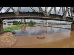 Shreveport/Bossier City Red River Flooding 2015 - YouTube