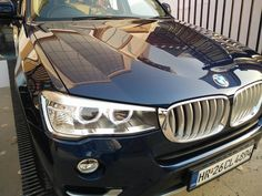 BMW X3 Got its Blue Back :) Only With Motorcoats™ Coatings. Years Of Protection
