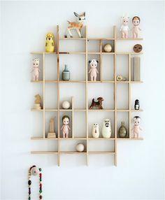 cool storage shelf