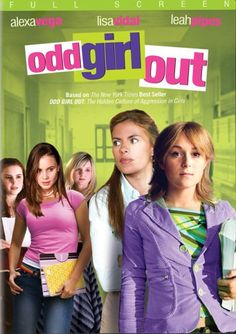 Fallen from grace, a once popular girl is harassed by her former friends via social media. Perfect for the MEdia Journey. Odd Girl Out, Lifetime Movies, Movie List, Movie Tv, Leah Pipes, Elizabeth Rice, Girl Scout Leader, Girl Scouts, Alexa Vega