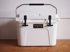 Sell raffle tickets at the awareness booth for a YETI cooler to be given out at AnchorSplash (must be present to win). Tickets from entry could also count towards the raffle to encourage a larger audience.