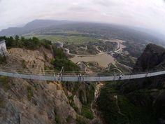 Glass Bridge, Zhangjiajie National Park, Hunan, China