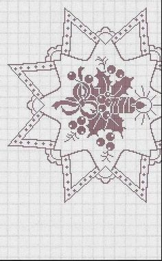 Hobbies That Will Make You Money Christmas Crochet Blanket, Christmas Crochet Patterns, Crochet Winter, Crochet Doily Patterns, Christmas Knitting, Crochet Motif, Butterfly Cross Stitch, Cross Stitch Borders, Counted Cross Stitch Patterns
