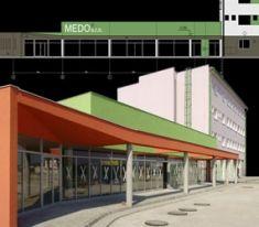 Administrative building MEDO, architecture by Artlandia