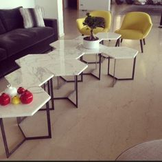 Marble table apprt in beyrouth marblefurniture Marble table apprt in beyrouth marblefurniture Save Images Marble table apprt in beyrouth marblefurniture Marble table apprt in beyr Marble Furniture, Metal Furniture, Unique Furniture, Furniture Design, Office Furniture, Corner Table, Diy Décoration, Coffee Table Design, My New Room