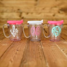 Tervis coffee mug with lid