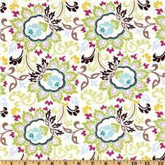 Paradise Double Bloom Ivory