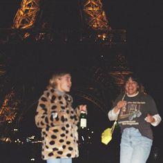 I wanna go to Paris