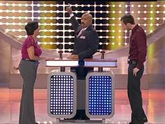 Family Feud - A Kind of Crack?!
