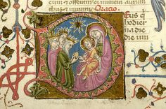 Breviary, MS M.200 fol. 53v - Images from Medieval and Renaissance Manuscripts - The Morgan Library & Museum