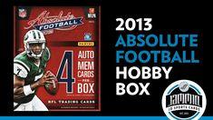 2013 Absolute Football Hobby Box Break
