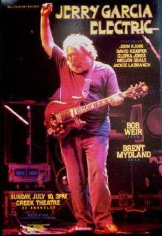 Jerry Garcia Electric