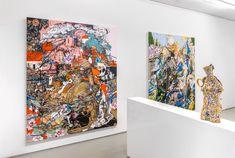 Francesca DiMattio at Salon 94 – Art Viewer Perez Art Museum, Art Viewer, Textile Prints, Floral Motif, So Little Time, American Art, Artsy Fartsy, Art History, Contemporary Art