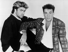 George Michael and Andrew Everything She Wants, Andrew Ridgeley, George Michael Wham, Big Hugs, Day Of My Life, No One Loves Me, Pop Group, My Music, My Idol