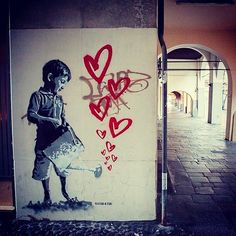 Alessio b has sent us his latest work in Padua, Italy. Let… | Flickr