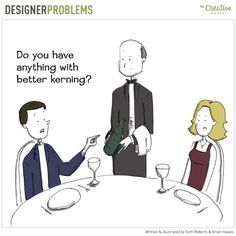 On the Creative Market Blog - Designer Problems #15: Wine Label Issues